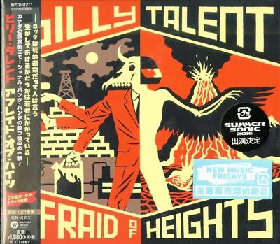 Billy Talent-Afraid Of Heights-Japan Cd E71