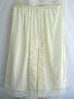 Vtg 50'S 60'S..half Slip / Bloomers / Pettipants..nylon & Lace..new Old Stock.40