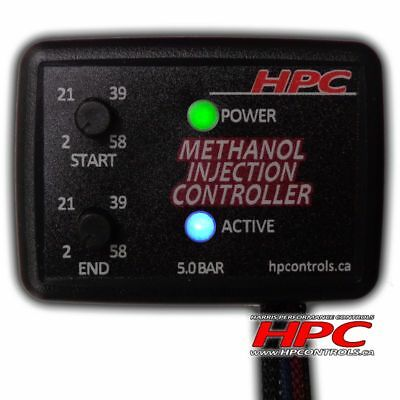HPC Methanol / Water Injection Controller for 5.0 Bar MAP (101050)
