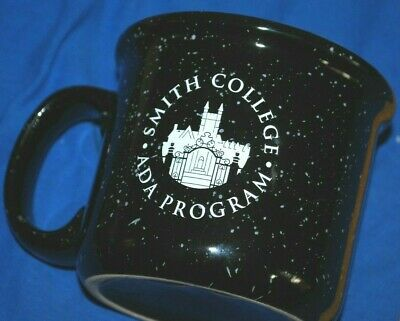 Smith College ADA Program coffee mug cup Northampton MA