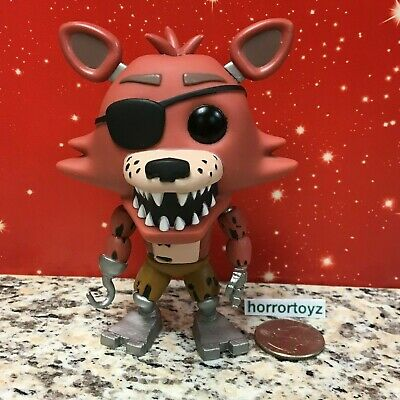 Funko Toys POP Games Five Nights at Freddy's Foxy the Pirate FNAF #109
