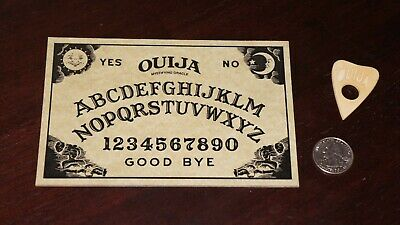 Miniature Ouija Board | 1:3 Double Playscale (American Girl Scale)