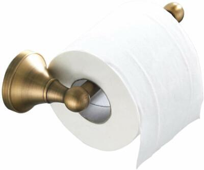 Toilet Roll Holder Without Cover Antique Brass Bathroom Paper Tissue Bar Wall Mo