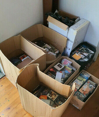Bulk Cd's - From Many Genres - In All Conditions - Over 2,000 CD's - BARGAIN!!