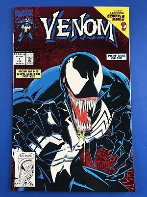 Venom Lethal Protector #1-6  -  Marvel Comics 1992 NM - 6 issues