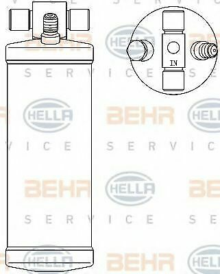 Hella AIR CONDITIONING RECEIVER - DRIER 8FT 8FT351192-551 OE 1371366 1698300