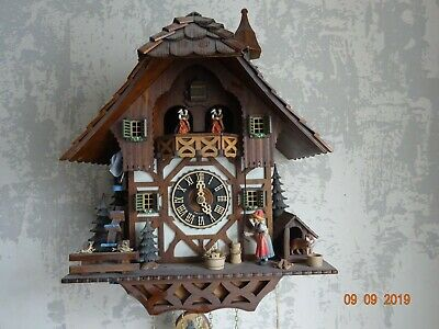 Cuckoo Clock Chalet Style