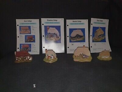lilliput lane cottages- English South East Collection set of 4