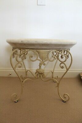 Antique Looking Lamp Table/Coffee table