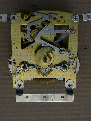 Antique clock mechanism Smith Enfield