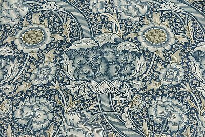 "William Morris & Co Fabric ""Wandle"" 70 X 145 Cm 100% Linen"