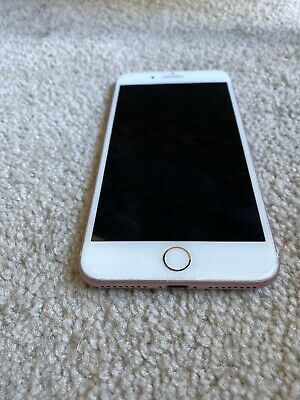 Apple iPhone 7 Plus - 32GB - Rose Gold (Unlocked for CDMA and GSM)