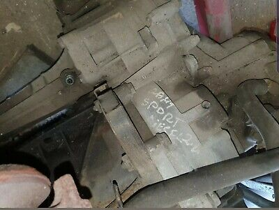 Leak in Foot Well 2011 Onwards Ford C-Max  C Max Heater Matrix Core Pipe Seals