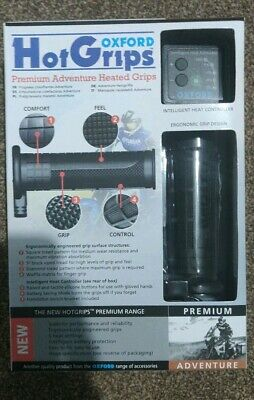 Oxford Heated Grips Hot Grips Premium Adventure OF690