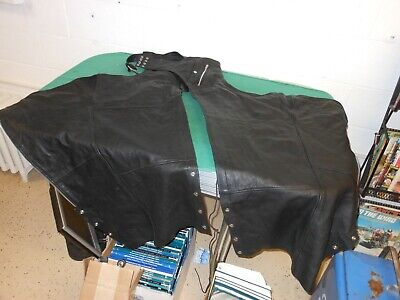 Leather Chaps size 5X