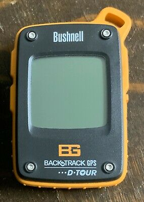 Bushnell Bear Grylls Edition Back Track D-Tour GPS....perfect Unused Condition