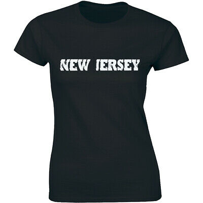 State Of New Jersey - Hometown The Greatest Country In The World Women's T-shirt
