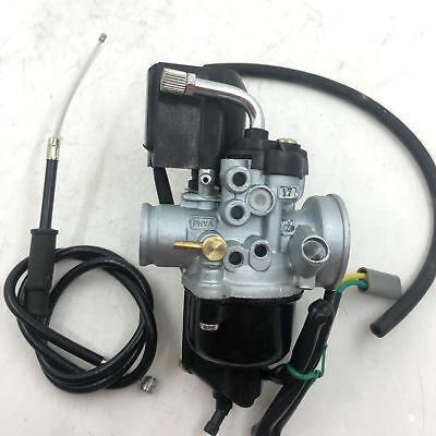 carb carby for moped/pocket copy from Dellorto carburetor PHVA17 17.5 carburetto