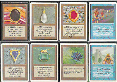 Mtg Card Magic The Gathering Pull, Random Pull From Rare & Vintage Cards