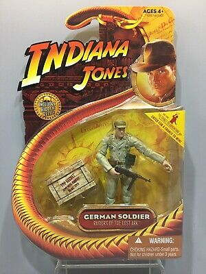 "Indiana Jones 3.75"" German Soldier, Raiders Of The Lost Ark"