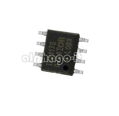 5Pcs New Ir2117S Ir2117 Ic Mosfet Driver 1Channel 8Soic
