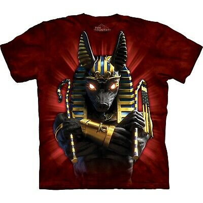 Anubis Soldier T Shirt Adult Unisex The Mountain