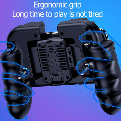 Mobile Phone Gaming Trigger Joystick Handle Controller Gamepad for PUBG COD 🔥