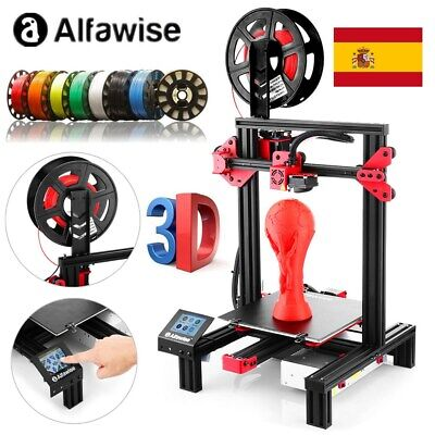 Alfawise U30 Impresora 3D DIY Kit Printer Impresión Reprap 220x220x250mm ABS PLA