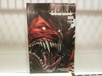 IMMORTAL HULK #23 (DALE KEOWN VARIANT) COMIC BOOK ~ Marvel Comics ~ HOT