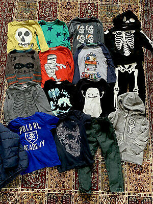 Bundle Of Boys Clothes 2 - 4 Years Ralph Lauren Next Halloween H&M