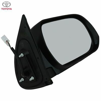 Genuine Toyota Hilux Wing Mirror Outer LH Left N/S 879610K050 ...