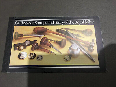 Gb Prestige Stamp Book. Dx4 The Story Of The Royal Mint1983 Mnh Qeii