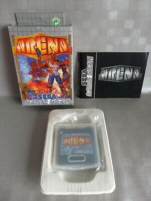 Tarzan Lord of the Jungle - Sega Game Gear - Complet - PAL exclusive - Rare