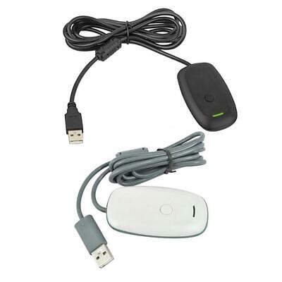 PC Wireless Controller Gaming Receiver Adapter Cable for Microsoft Xbox 360 #SY