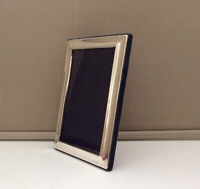 Wood Back by Carr/'s PHOTOGRAPH FRAME Bead 10 X 8 SOLID SILVER PHOTO
