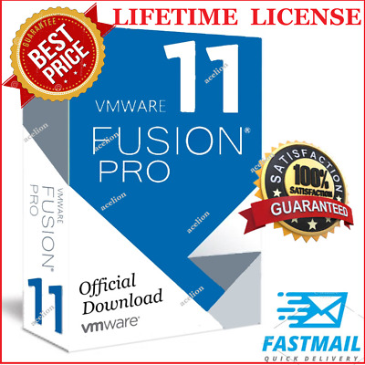 Vmware Fusion 11 Pro Mac 🔑Lifetime Keys🔑Official 2019 🔥Fast Email Delivery