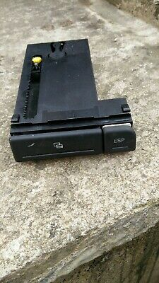 Audi A4 B6 / B7 (2001 - 2007) Front Coin Holder / Tray - 8E2 941 561 c