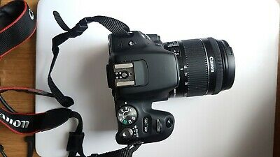 Canon EOS 200D 24.2 MP Digital SLR Camera - Black (Kit with EF-S 18-55mm f/4-5.6
