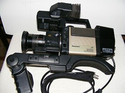 Panasonic Wv-3260 Color Video Camera
