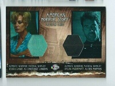 2014 American Horror Story costume relic card ARC21