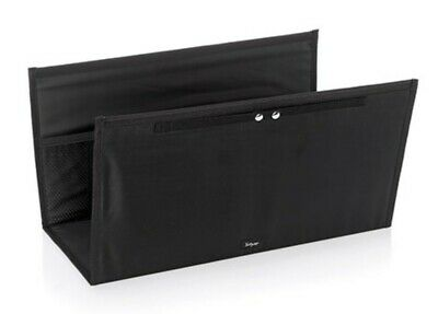 NIP New Thirty One 31 Black Stand Tall Insert for Medium Utility Tote