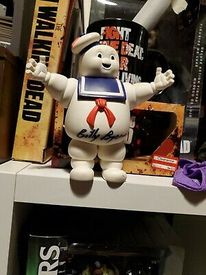 Billy Bryan Signed Photo H159 Stay Puft Marshmallow Man GHOSTBUSTERS RARE