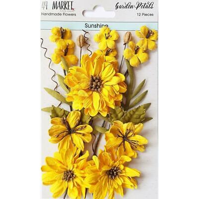NEW 49 And Market Garden Petals 12 pack - Sunshine