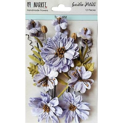 NEW 49 And Market Garden Petals 12 pack - Twilight