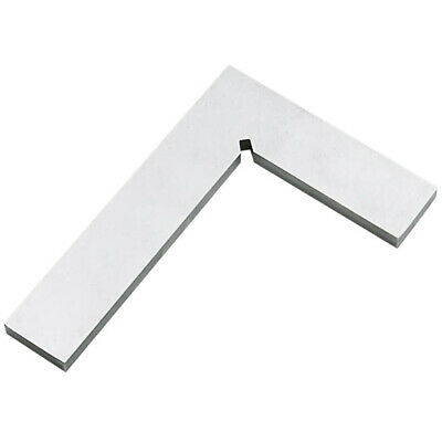 Silver Metal Steel 100 X 63Mm L Square Ruler Trial Square Ruler L6O9
