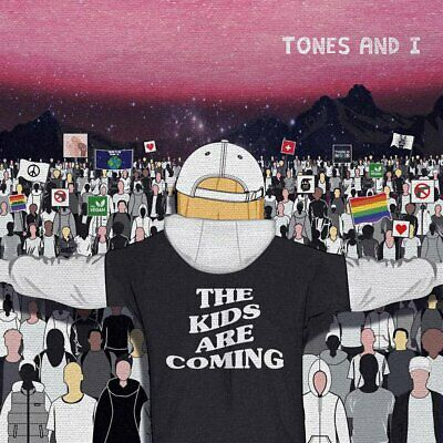 Tones and I The Kids Are Coming Digipak CD NEW