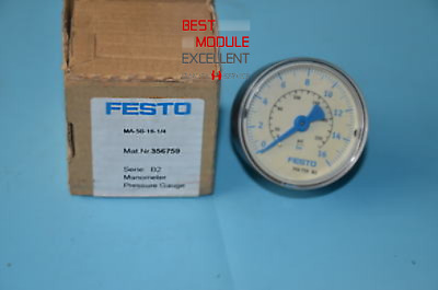 1PCS FESTO 356759 MA-50-16-1/4 NEW 100% Quality Assurance