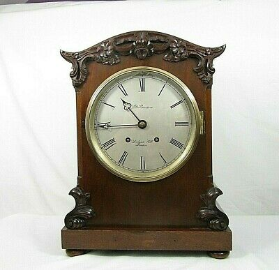 c1880 Victorian JW Benson of Ludgate Hill London Mantel Clock