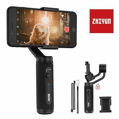 Zhiyun Smooth Q2 3Axis Handheld Gimbal Pocket Size for Smartphone Iphone Samsung