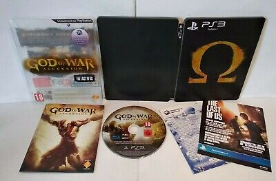 God of War Ascension Special Edition PS3 - Pal français - Comme neuf - Complet